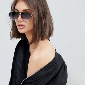 "🚨$54 FINAL🚨 DesixQuay ""HIGH KEY FADE"" Sunglasses"
